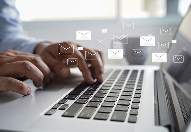 Xây dựng danh sách email để tăng lưu lượng truy cập