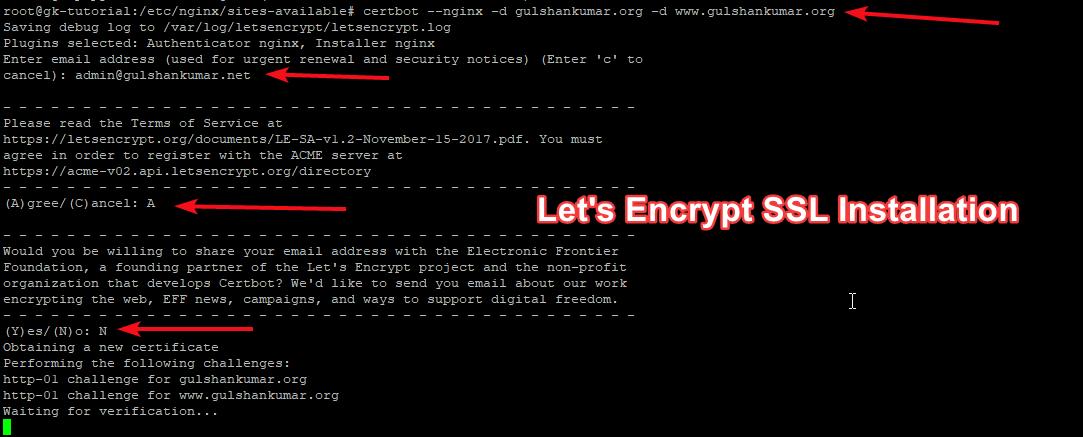Hãy mã hóa cài đặt SSL